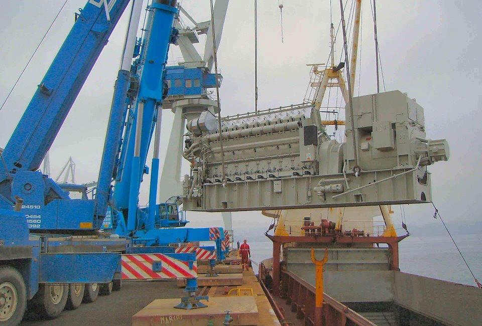 Φωτογραφία ημέρας – Power lifting… - e-Nautilia.gr | Το Ελληνικό Portal για την Ναυτιλία. Τελευταία νέα, άρθρα, Οπτικοακουστικό Υλικό