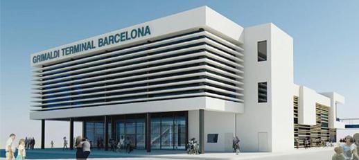 Στη Βαρκελώνη το Grimaldi Terminal - e-Nautilia.gr | Το Ελληνικό Portal για την Ναυτιλία. Τελευταία νέα, άρθρα, Οπτικοακουστικό Υλικό
