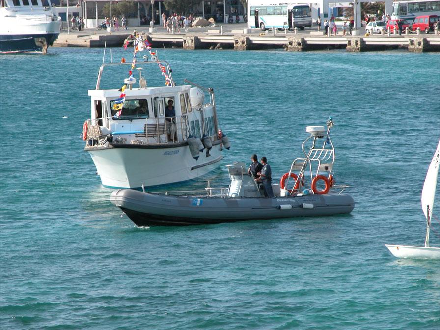 Σύλληψη Κυβερνήτη Ε/Γ-Τ/Ρ στη Μύκονο - e-Nautilia.gr | Το Ελληνικό Portal για την Ναυτιλία. Τελευταία νέα, άρθρα, Οπτικοακουστικό Υλικό