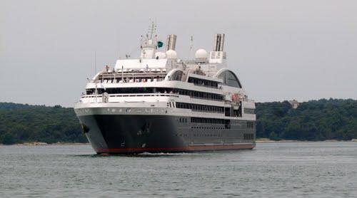 Το γαλλικό κρουαζιερόπλοιο «L' Austal» στο λιμάνι του Βόλου - e-Nautilia.gr | Το Ελληνικό Portal για την Ναυτιλία. Τελευταία νέα, άρθρα, Οπτικοακουστικό Υλικό