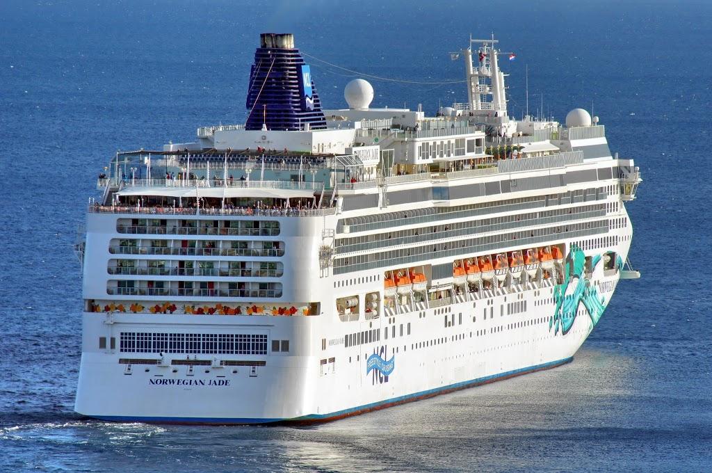 "Tο κρουαζιερόπλοιο ""NORWEGIAN JADE"" στο λιμάνι του Ηρακλείου - e-Nautilia.gr | Το Ελληνικό Portal για την Ναυτιλία. Τελευταία νέα, άρθρα, Οπτικοακουστικό Υλικό"