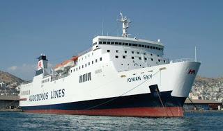 Χωρίς πιστοποιητικό αξιοπλοΐας παραμένει το Ionian Sky - e-Nautilia.gr | Το Ελληνικό Portal για την Ναυτιλία. Τελευταία νέα, άρθρα, Οπτικοακουστικό Υλικό