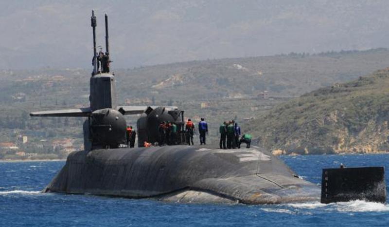 Απέπλευσε για Συρία το αμερικανικό υποβρύχιο USS Florida - e-Nautilia.gr | Το Ελληνικό Portal για την Ναυτιλία. Τελευταία νέα, άρθρα, Οπτικοακουστικό Υλικό