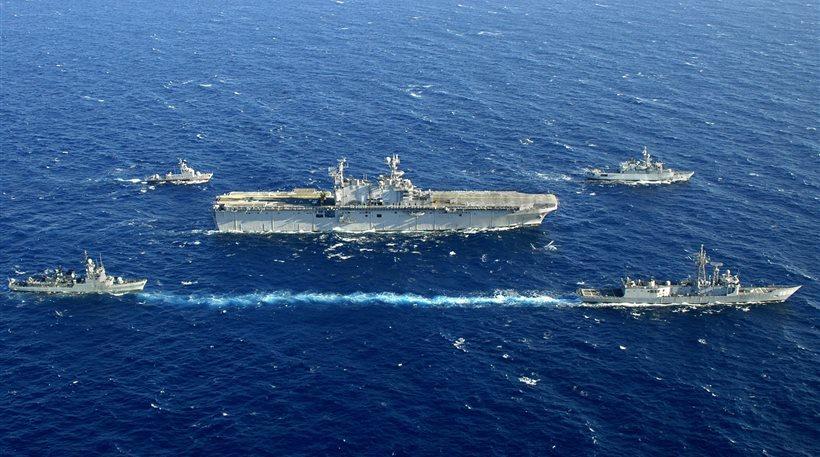 Οι ναυτεργάτες καταδικάζουν τη στρατιωτική επίθεση κατά της Συρίας - e-Nautilia.gr | Το Ελληνικό Portal για την Ναυτιλία. Τελευταία νέα, άρθρα, Οπτικοακουστικό Υλικό