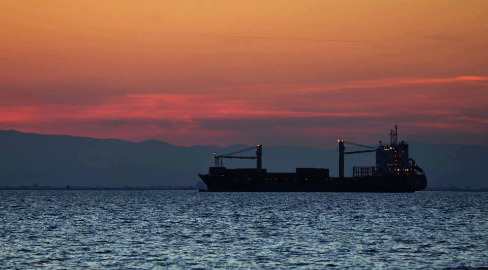 Φωτογραφία ημέρας – Αmazing sunset! - e-Nautilia.gr | Το Ελληνικό Portal για την Ναυτιλία. Τελευταία νέα, άρθρα, Οπτικοακουστικό Υλικό