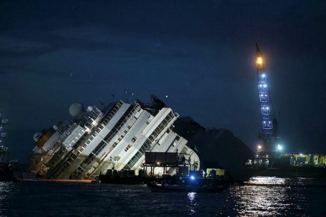 Αναταραχή στις ασφαλιστικές από το Costa Concordia - e-Nautilia.gr | Το Ελληνικό Portal για την Ναυτιλία. Τελευταία νέα, άρθρα, Οπτικοακουστικό Υλικό
