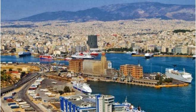 Αντιπροσωπεία του Λιμένα Tianjin της Κίνας στον ΟΛΠ - e-Nautilia.gr | Το Ελληνικό Portal για την Ναυτιλία. Τελευταία νέα, άρθρα, Οπτικοακουστικό Υλικό