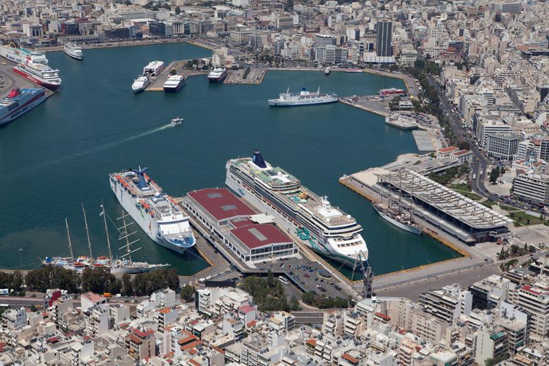 Β. Μιχαλολιάκος: «Σημείο αναφοράς» στη Μεσόγειο ο Πειραιάς - e-Nautilia.gr | Το Ελληνικό Portal για την Ναυτιλία. Τελευταία νέα, άρθρα, Οπτικοακουστικό Υλικό