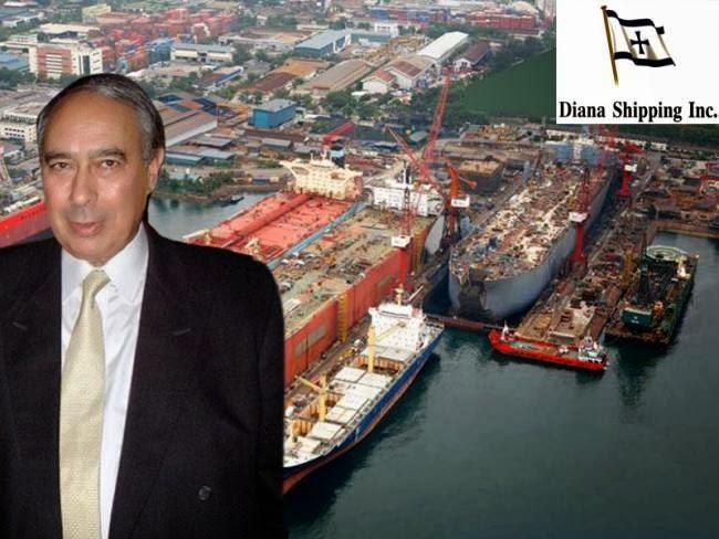 Δυναμώνει τον στόλο της η Diana του Συμεών Παληού - e-Nautilia.gr | Το Ελληνικό Portal για την Ναυτιλία. Τελευταία νέα, άρθρα, Οπτικοακουστικό Υλικό