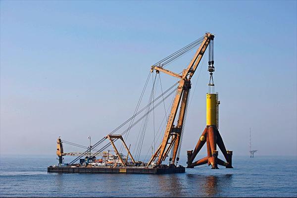 Έναρξη του μεγαλύτερου έργου παραγωγής παλιρροϊκής ενέργειας στην Ευρώπη - e-Nautilia.gr | Το Ελληνικό Portal για την Ναυτιλία. Τελευταία νέα, άρθρα, Οπτικοακουστικό Υλικό