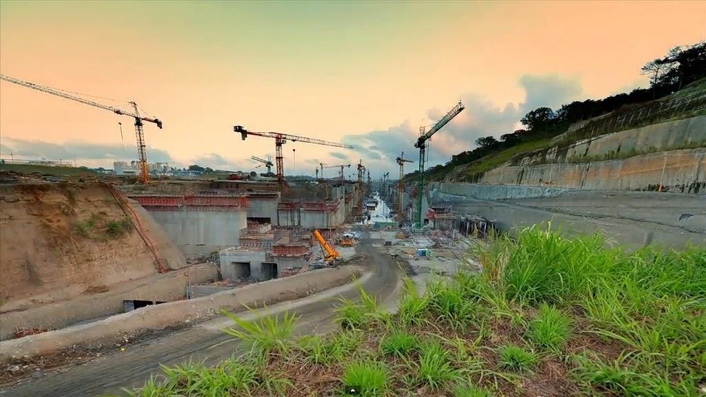 Ξενάγηση στα έργα επέκτασης στο κανάλι του Παναμά! [βίντεο] - e-Nautilia.gr   Το Ελληνικό Portal για την Ναυτιλία. Τελευταία νέα, άρθρα, Οπτικοακουστικό Υλικό