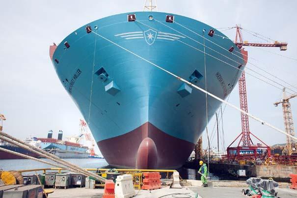 Ετοιμάζεται το μεγαλύτερο πλοίο στον κόσμο [βίντεο+φωτο] - e-Nautilia.gr | Το Ελληνικό Portal για την Ναυτιλία. Τελευταία νέα, άρθρα, Οπτικοακουστικό Υλικό