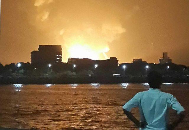Φωτιά σε πυρηνοκίνητο υποβρύχιο σε ναυπηγείο κοντά στο Βλαδιβοστόκ - e-Nautilia.gr | Το Ελληνικό Portal για την Ναυτιλία. Τελευταία νέα, άρθρα, Οπτικοακουστικό Υλικό