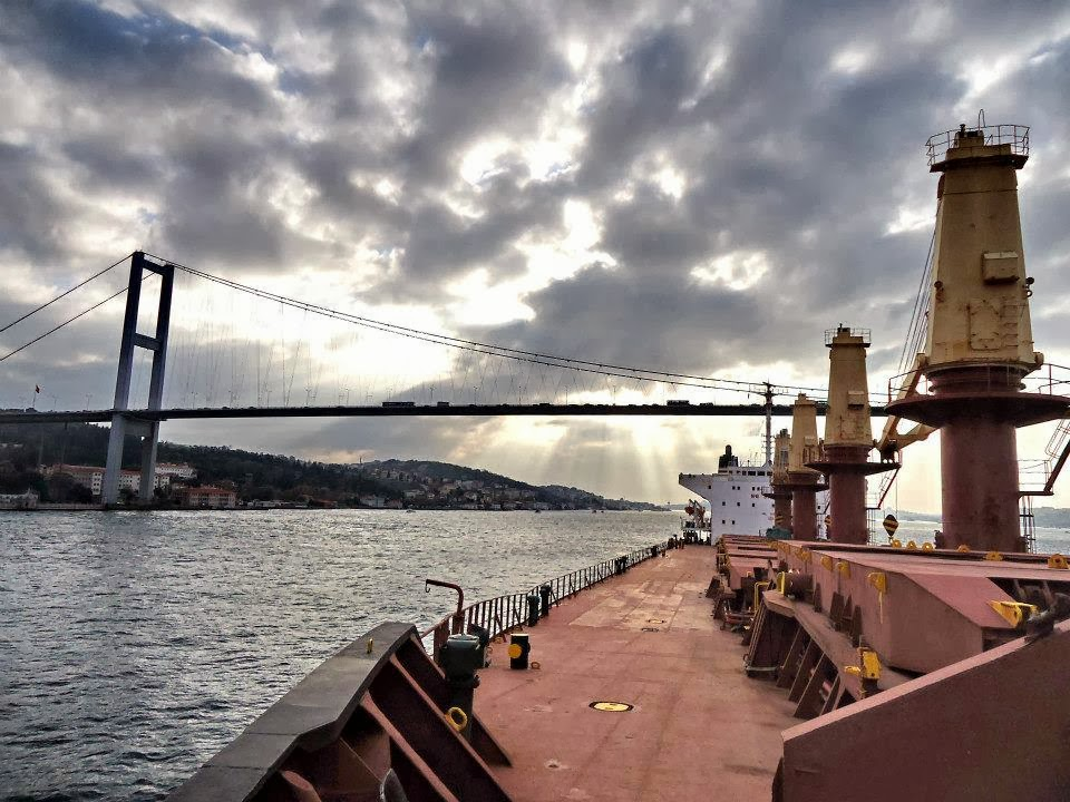 Φωτογραφία ημέρας – Amazing view! - e-Nautilia.gr | Το Ελληνικό Portal για την Ναυτιλία. Τελευταία νέα, άρθρα, Οπτικοακουστικό Υλικό