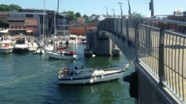Ιστιοφόρο εναντίον γέφυρας [video] - e-Nautilia.gr   Το Ελληνικό Portal για την Ναυτιλία. Τελευταία νέα, άρθρα, Οπτικοακουστικό Υλικό