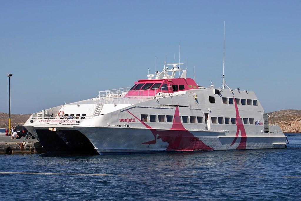 Μηχανική βλάβη στο «Sea Jet 2» στον Πειραιά - e-Nautilia.gr | Το Ελληνικό Portal για την Ναυτιλία. Τελευταία νέα, άρθρα, Οπτικοακουστικό Υλικό