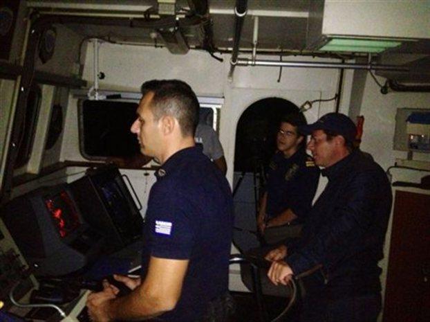 Νυχτερινή περιπολία Μ. Βαρβιτσιώτη με σκάφος του Λιμενικού - e-Nautilia.gr | Το Ελληνικό Portal για την Ναυτιλία. Τελευταία νέα, άρθρα, Οπτικοακουστικό Υλικό
