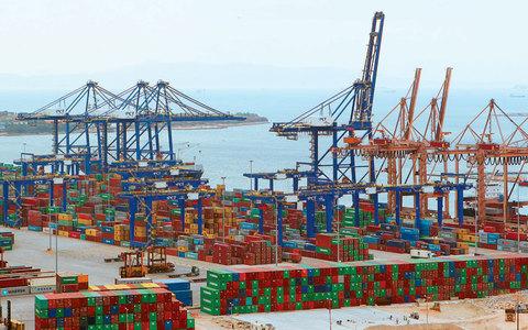 """Oι Κινέζοι δίνουν έως """"700 εκατ. ευρώ"""" για τον ΟΛΠ - e-Nautilia.gr   Το Ελληνικό Portal για την Ναυτιλία. Τελευταία νέα, άρθρα, Οπτικοακουστικό Υλικό"""