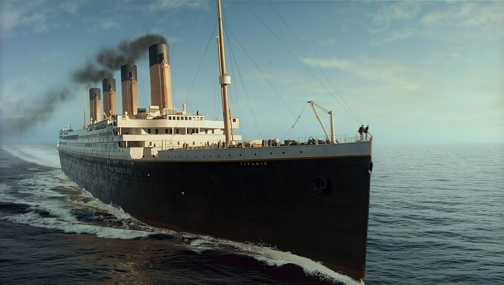 Απίστευτη φωτογραφία: Πόσο μεγάλος ήταν ο Τιτανικός σε σχέση με τα σημερινά πλοία? - e-Nautilia.gr | Το Ελληνικό Portal για την Ναυτιλία. Τελευταία νέα, άρθρα, Οπτικοακουστικό Υλικό