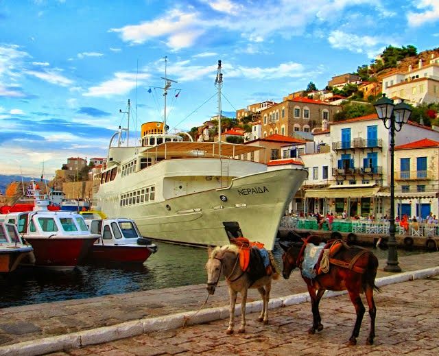 Tο ιστορικό πλοίο «Νεράϊδα» στην Ύδρα [φωτο] - e-Nautilia.gr | Το Ελληνικό Portal για την Ναυτιλία. Τελευταία νέα, άρθρα, Οπτικοακουστικό Υλικό