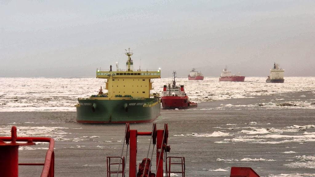 Το φορτηγό πλοίο «Nordic Orion»  oλοκλήρωσε το ταξίδι του στην Αρκτική - e-Nautilia.gr | Το Ελληνικό Portal για την Ναυτιλία. Τελευταία νέα, άρθρα, Οπτικοακουστικό Υλικό
