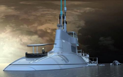 Απίστευτο υποβρύχιο γιοτ 115 μέτρων (Photos) - e-Nautilia.gr | Το Ελληνικό Portal για την Ναυτιλία. Τελευταία νέα, άρθρα, Οπτικοακουστικό Υλικό