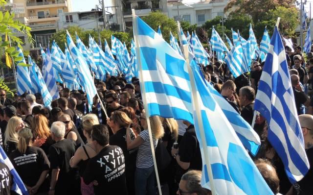 Χρυσή Αυγή: Aνακοίνωση για τη ένταση στο Πέραμα - e-Nautilia.gr | Το Ελληνικό Portal για την Ναυτιλία. Τελευταία νέα, άρθρα, Οπτικοακουστικό Υλικό