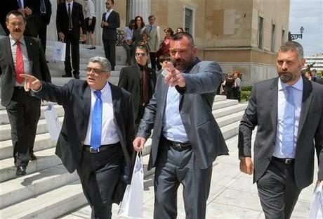 Χρυσή αυγή: Eπιτέλους συνέλαβαν το κόμμα που κατέστρεψε την Ελλάδα τα τελευταία 40 χρόνια! Συμπολίτες κοιμηθείτε ήσυχοι…. - e-Nautilia.gr | Το Ελληνικό Portal για την Ναυτιλία. Τελευταία νέα, άρθρα, Οπτικοακουστικό Υλικό