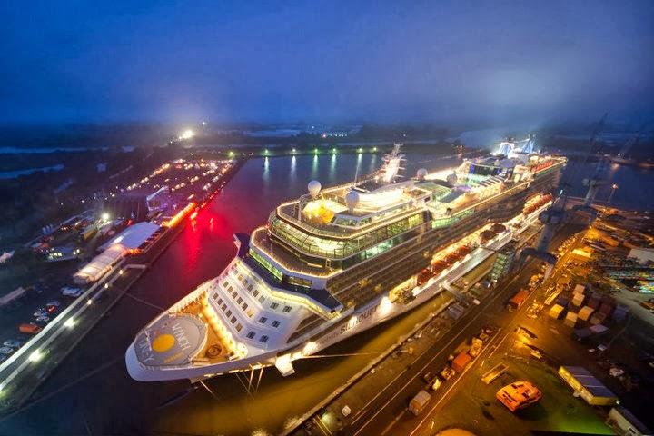 Πόσοι θα ήθελαν να είναι σε αυτό το πλοίο; - e-Nautilia.gr | Το Ελληνικό Portal για την Ναυτιλία. Τελευταία νέα, άρθρα, Οπτικοακουστικό Υλικό