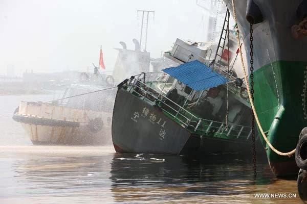 7 νεκροί από έκρηξη δεξαμενόπλοιου! [βίντεo] - e-Nautilia.gr | Το Ελληνικό Portal για την Ναυτιλία. Τελευταία νέα, άρθρα, Οπτικοακουστικό Υλικό
