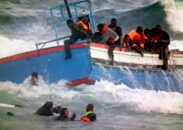 359 νεκρούς μετρά το ναυάγιο της Λαμπεντούζα - e-Nautilia.gr | Το Ελληνικό Portal για την Ναυτιλία. Τελευταία νέα, άρθρα, Οπτικοακουστικό Υλικό