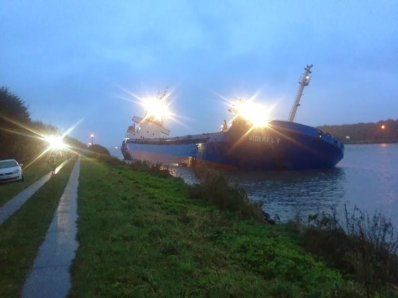 Σύγκρουση πλοίων στο κανάλι του Κίελο [βίντεο+φωτο] - e-Nautilia.gr | Το Ελληνικό Portal για την Ναυτιλία. Τελευταία νέα, άρθρα, Οπτικοακουστικό Υλικό