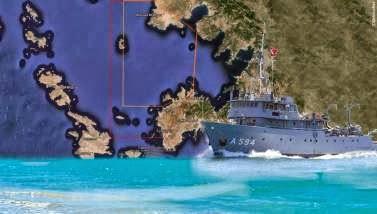 Έδαφος της Καλύμνου δέσμευσαν οι Τούρκοι για έρευνες! – Δείτε την αναγγελία στο NAVTEX - e-Nautilia.gr | Το Ελληνικό Portal για την Ναυτιλία. Τελευταία νέα, άρθρα, Οπτικοακουστικό Υλικό
