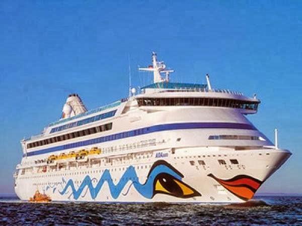 Δεν έπιασε στη Ρόδο το κρουαζιερόπλοιο «AIDA DIVA» λόγω κακοκαιρίας - e-Nautilia.gr | Το Ελληνικό Portal για την Ναυτιλία. Τελευταία νέα, άρθρα, Οπτικοακουστικό Υλικό