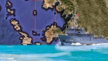 Σε κινήσεις αμφισβητησης της Καλύμνου προβαίνουν οι Τούρκοι - e-Nautilia.gr | Το Ελληνικό Portal για την Ναυτιλία. Τελευταία νέα, άρθρα, Οπτικοακουστικό Υλικό
