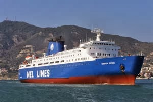 Ανεκτέλεστο δρομολόγιο του Ε/Γ – Ο/Γ «EUROPEAN EXPRESS» - e-Nautilia.gr | Το Ελληνικό Portal για την Ναυτιλία. Τελευταία νέα, άρθρα, Οπτικοακουστικό Υλικό