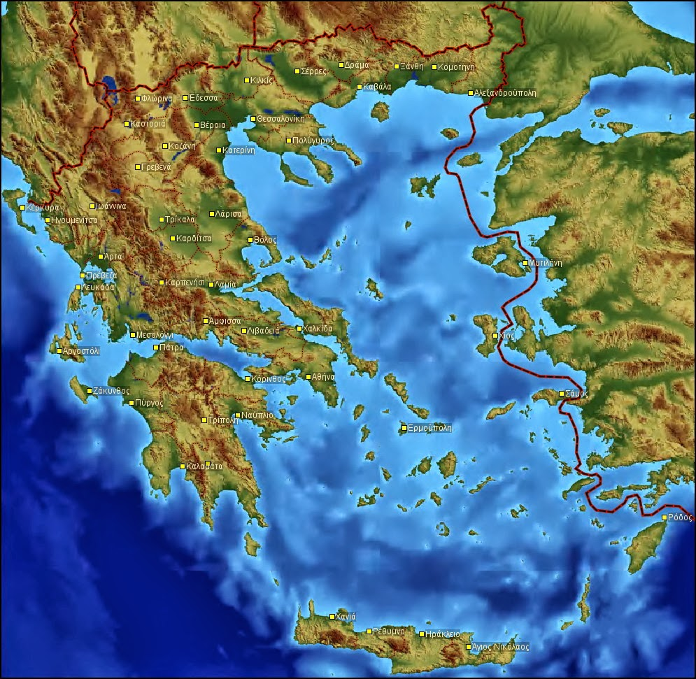 Ανοίγει τα σύνορά μας στη Τουρκία ο Mr Frontex - e-Nautilia.gr | Το Ελληνικό Portal για την Ναυτιλία. Τελευταία νέα, άρθρα, Οπτικοακουστικό Υλικό