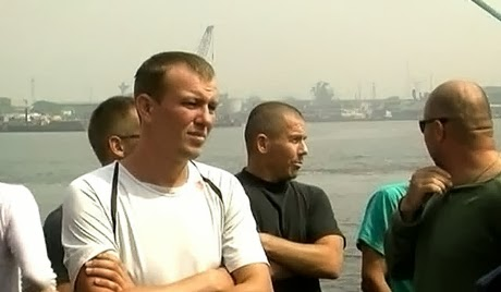 Απελευθερώθηκαν στη Νιγηρία οι Ρώσοι ναυτικοί - e-Nautilia.gr | Το Ελληνικό Portal για την Ναυτιλία. Τελευταία νέα, άρθρα, Οπτικοακουστικό Υλικό