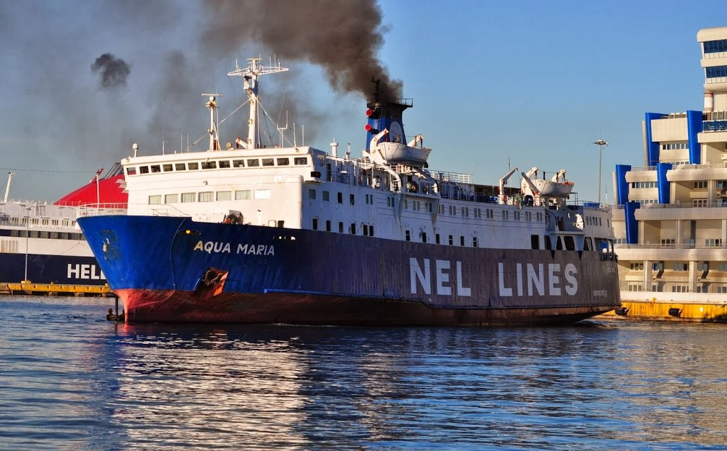 Από ανώνυμη καταγγελία αποκαλύφθηκαν προβλήματα στο «Aqua Maria» - e-Nautilia.gr | Το Ελληνικό Portal για την Ναυτιλία. Τελευταία νέα, άρθρα, Οπτικοακουστικό Υλικό