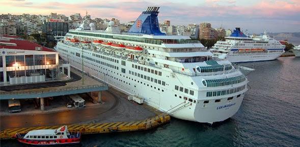 Αύξηση 14,9% στις αφιξοαναχωρήσεις επιβατών κρουαζιέρας το Σεπτέμβριο στον ΟΛΠ - e-Nautilia.gr | Το Ελληνικό Portal για την Ναυτιλία. Τελευταία νέα, άρθρα, Οπτικοακουστικό Υλικό