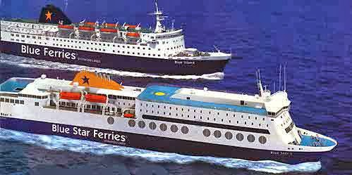 Blue Star Ferries: Θα εκτελέσει το 2014 τα ίδια δρομολόγια με το 2013 - e-Nautilia.gr | Το Ελληνικό Portal για την Ναυτιλία. Τελευταία νέα, άρθρα, Οπτικοακουστικό Υλικό