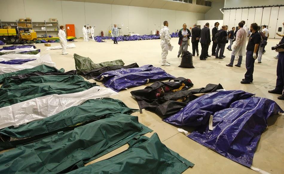 Bοήθεια από την ΕΕ ζητά η Ιταλία μετά την τραγωδία στη Λαμπεντούζα – Πάνω από 300 νεκροί - e-Nautilia.gr | Το Ελληνικό Portal για την Ναυτιλία. Τελευταία νέα, άρθρα, Οπτικοακουστικό Υλικό