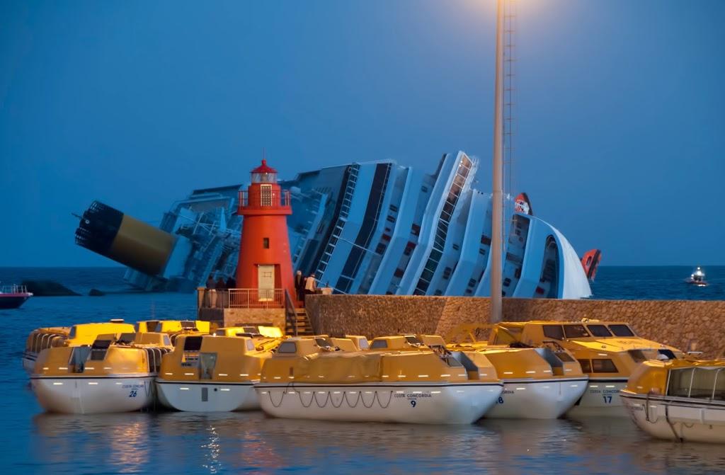 Αποκαλυπτικές μαρτυρίες για το ναυάγιο του «Costa Concordia» - e-Nautilia.gr | Το Ελληνικό Portal για την Ναυτιλία. Τελευταία νέα, άρθρα, Οπτικοακουστικό Υλικό