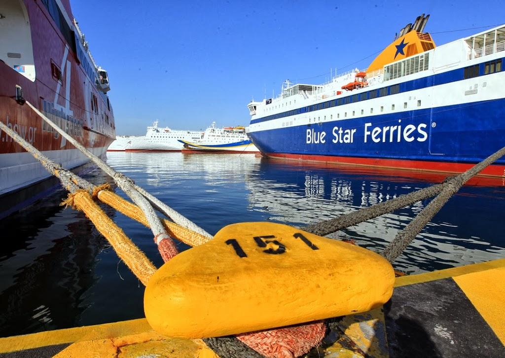 «Δένει» τα πλοία για 24 ώρες η ΠΝΟ - e-Nautilia.gr | Το Ελληνικό Portal για την Ναυτιλία. Τελευταία νέα, άρθρα, Οπτικοακουστικό Υλικό