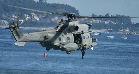 Διάσωση ναυτικού με Super Puma από το M/V«SKYROYAL» - e-Nautilia.gr | Το Ελληνικό Portal για την Ναυτιλία. Τελευταία νέα, άρθρα, Οπτικοακουστικό Υλικό