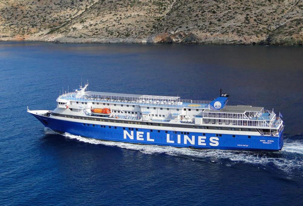 NEL LINES: Κανονικά θα εκτελεστούν τα δρομολόγια του Ε/Γ-Ο/Γ AQUA JEWEL - e-Nautilia.gr | Το Ελληνικό Portal για την Ναυτιλία. Τελευταία νέα, άρθρα, Οπτικοακουστικό Υλικό