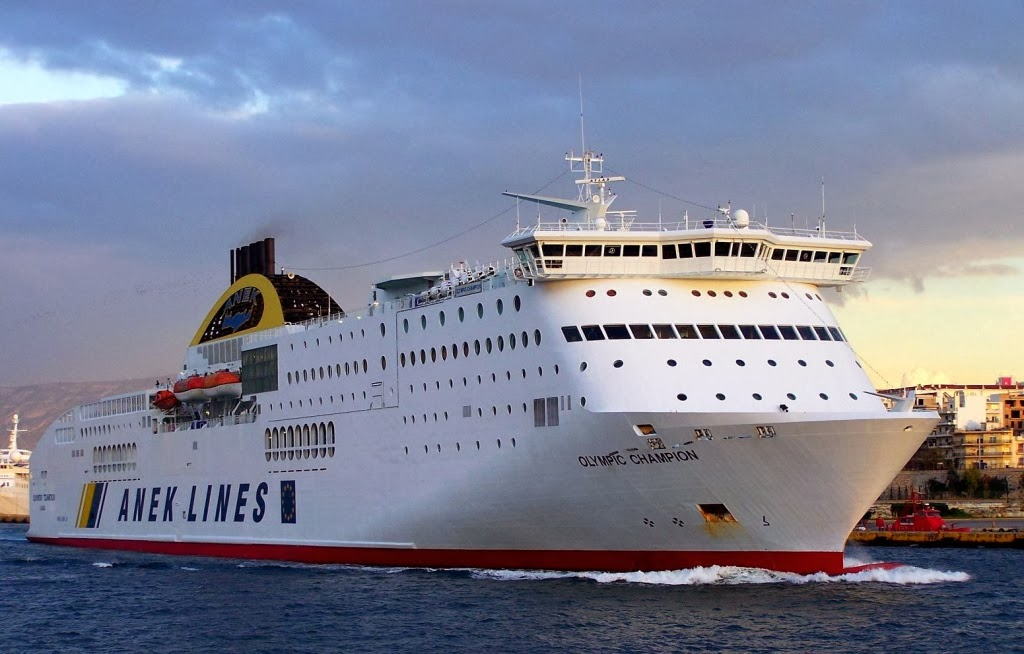 Επιστρέφουν στην Ελλάδα τα δύο πλοία της ΑΝΕΚ που τα κρατούσαν κορεατικά ναυπηγεία - e-Nautilia.gr | Το Ελληνικό Portal για την Ναυτιλία. Τελευταία νέα, άρθρα, Οπτικοακουστικό Υλικό