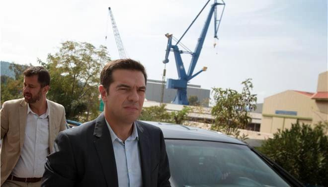 Ερώτηση για τα Ναυπηγεία Σκαραμαγκά κατέθεσε ο Αλ. Τσίπρας - e-Nautilia.gr | Το Ελληνικό Portal για την Ναυτιλία. Τελευταία νέα, άρθρα, Οπτικοακουστικό Υλικό