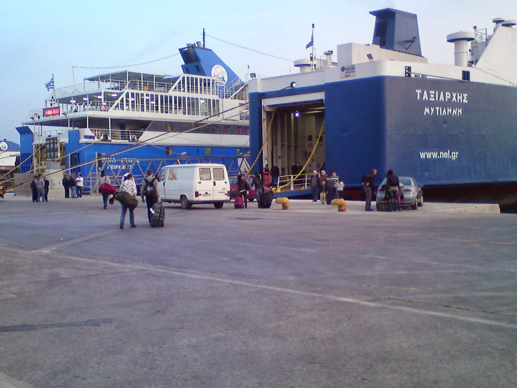 Διευκολύνσεις σε ακτοπλοϊκές εταιρείες προσφέρει το Λαύριο - e-Nautilia.gr   Το Ελληνικό Portal για την Ναυτιλία. Τελευταία νέα, άρθρα, Οπτικοακουστικό Υλικό