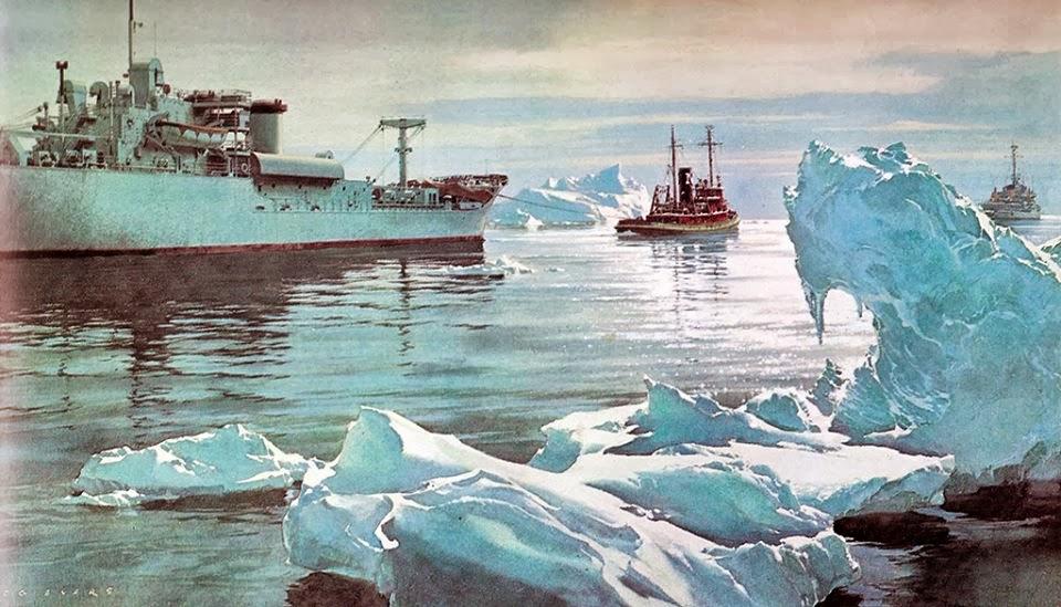 Ρυμούλκιση στους πάγους - e-Nautilia.gr | Το Ελληνικό Portal για την Ναυτιλία. Τελευταία νέα, άρθρα, Οπτικοακουστικό Υλικό